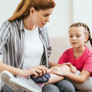 bóle wzrostowe u dzieci